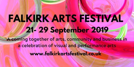 Falkirk Arts Festival 2019 tickets