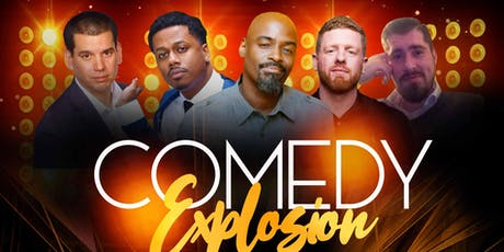 Comedy Explosion at Pronto Bistro tickets