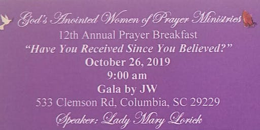12th Annual Prayer Breakfast