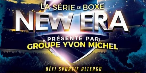 Boxing Series By New Era Promotion And Groupe Yvon