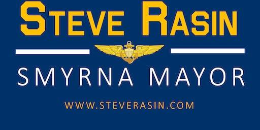 Steve Rasin For Mayor Volunteering Day!