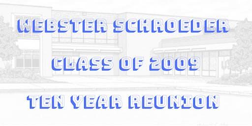 Webster Class of '09 Ten Year Reunion