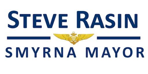 Steve Rasin For Mayor Volunteering Day (Weekend)