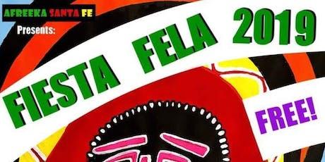 Fiesta Fela 2019  tickets