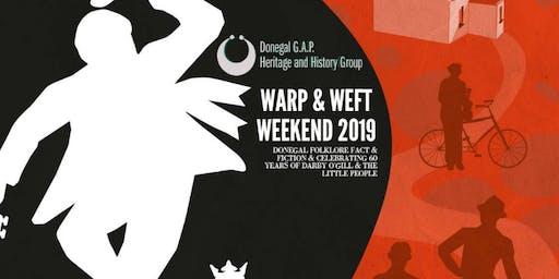 Warp & Weft of Heritage Weekend October 2019