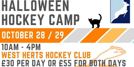 West Herts Hockey Club October Camp 2019 tickets
