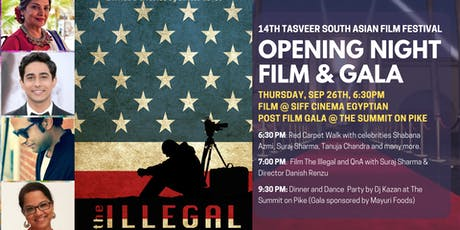TSAFF2019: Opening Night: The Illegal tickets