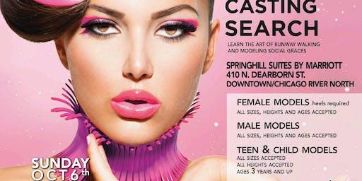 Chicago, IL Model Call Events   Eventbrite