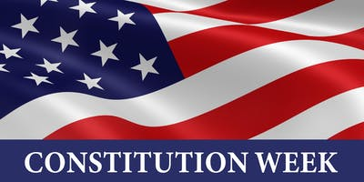 CONSTITUTION WEEK: The Noblest Form of Government Ever Devised by Man