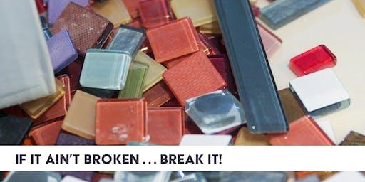 If It Ain't Broken...Break It! School Program Workshop with Graeme Zirk (90 min)