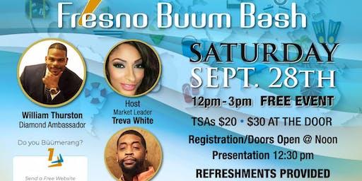 Fresno BUUM BASH!!