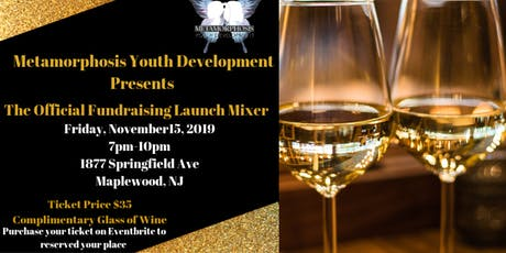 MYD Fundraising Launch Mixer  tickets