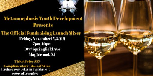 MYD Fundraising Launch Mixer