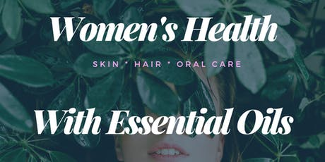 Women's Health with Essential Oils tickets