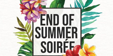 The Jones Family Presents: END OF SUMMER SOIRÉE  tickets