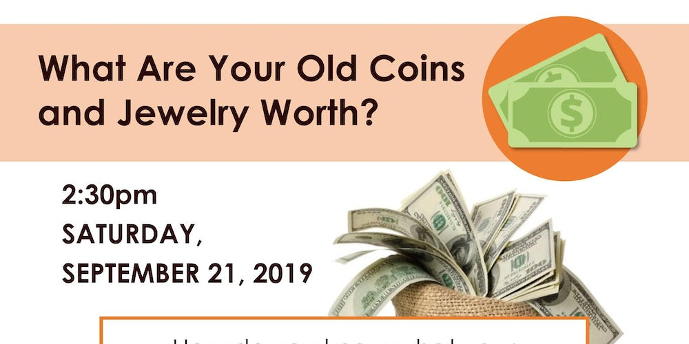 What's It Worth? Tickets, Sat, Sep 21, 2019 at 2:30 PM