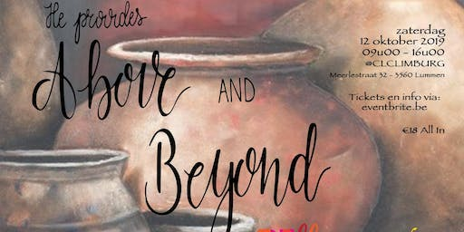 BElle Vrouwendag 2019 - Above and Beyond