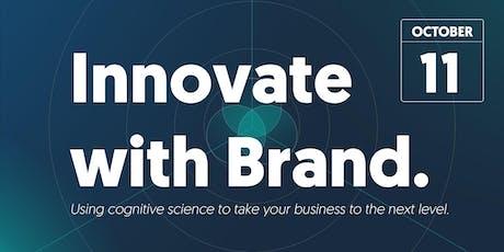 Brand Innovation Workshop tickets
