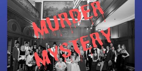 Murder Mystery Dinner Event tickets