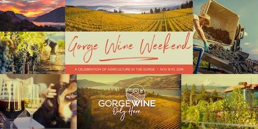 Gorge Wine Weekend 2019