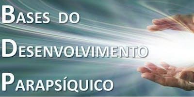 Curso Bases do Desenvolvimento Parapsíquico (BDP)
