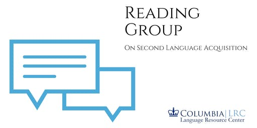 LRC Reading Group: New Directions in Computer-Assisted Language Learning