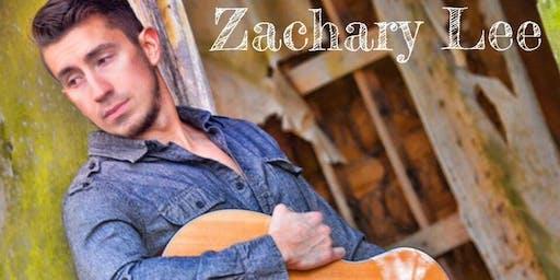 Zachary Lee: Live Music at La Divina Thu 11/21 6p