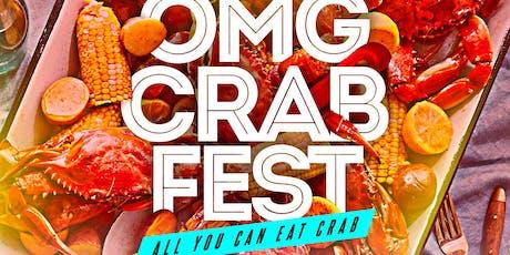 OMG CRAB FEST! tickets