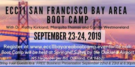 ECC11 San Francisco Bay Area Boot Camp tickets