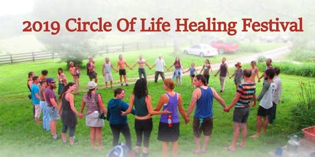 Circle of Life Healing Festival tickets