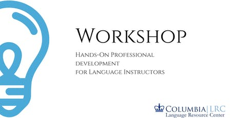 LRC Workshops: Language Teaching with Technology tickets