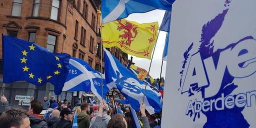Bus from Aberdeen to March & Rally for Independence Edinburgh