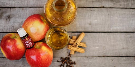 Essential Oil Fall Inspired Essential Oil Make & Take