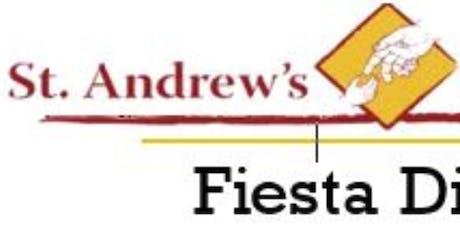 St. Andrew's Children's Clinic- Fiesta Dinner tickets