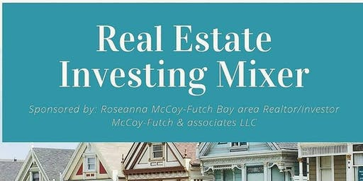 Real Estate investing networking mixer
