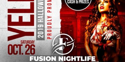 YELLA BEEZY LIVE @ FUSION NIGHTLIFE 10/26