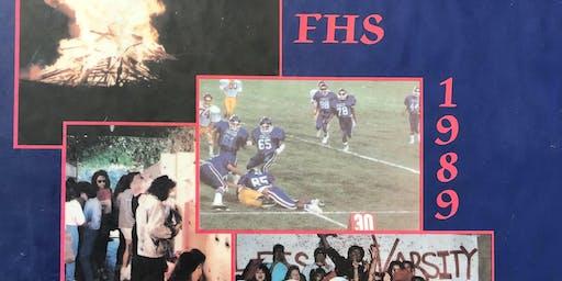 Firebaugh High School Class of 1989 Reunion