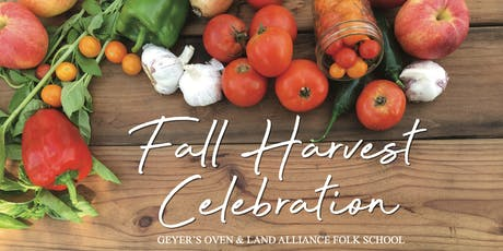 Fall Harvest Celebration tickets