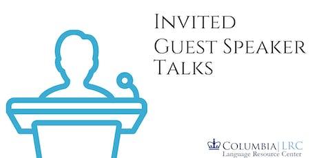 LRC Invited Guest Speaker Talks:  Trent Hoy (NYU) tickets