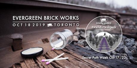 Secret Path Week Presents: Walk For Wenjack 2019 tickets