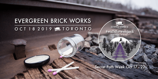 Secret Path Week Presents: Walk For Wenjack 2019