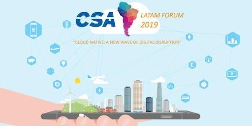 CSA LATAM FORUM 2019