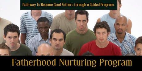 Fatherhood Nurturing Program-FNP tickets