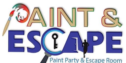 Open Paint Studio - Choose Your Painting - Paint & Sip