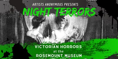 Night Terrors | Victorian Horrors at the Rosemount Museum