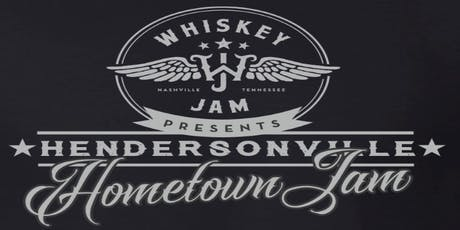 Whiskey Jam presents Hendersonville's Hometown Jam - 50 Years of Music tickets