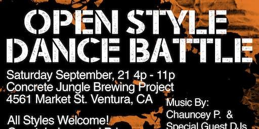 Open Style Dance Battle