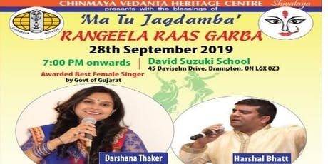 Rangeela Raas Garba 2019 tickets