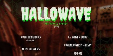Ripple Effect Presents: Hallowave tickets