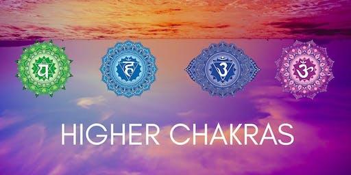 Journey of Empowerment- Part 2 Upper Chakras